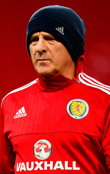 Passion: Gordon Strachan