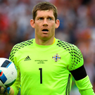 Northern Ireland goalkeeper Michael McGovern