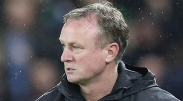 No walkover: Michael O'Neill is expecting a tough game