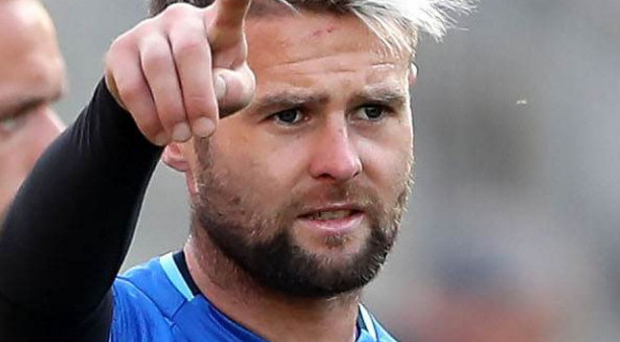 This way to Russia: Oliver Norwood is ready to go