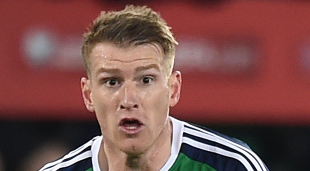 Tightrope: Steven Davis is one of six players close to a ban