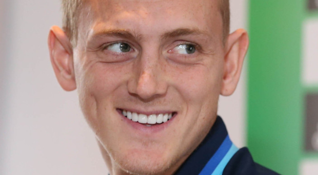 Top talent: George Saville is excited about facing Germany