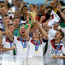Defending champions Germany