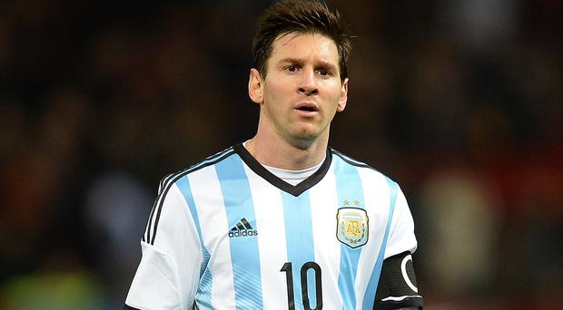 Lionel Messi turns 31 during this summer's global showpiece in Russia (Martin Rickett/PA)