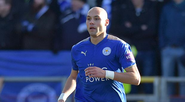 Leicester's Yohan Benalouane is expected to start for Tunisia (Anthony Devlin/EMPICS)