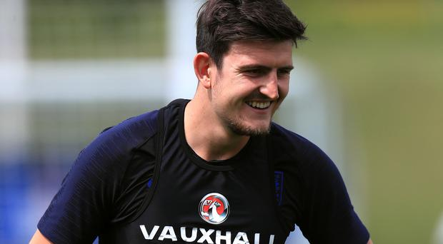Harry Maguire has won five England caps (Mike Egerton/PA)