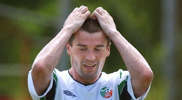 Roy Keane was unhappy with the Republic of Ireland's preparations for the 2002 World Cup (Kirsty Wigglesworth/PA)