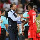 Gareth Southgate was delighted with England's performance in their opening win (Owen Humphreys/PA)