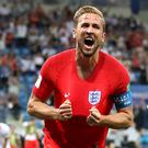Harry Kane was England's hero against Tunisia (Adam Davy/PA)