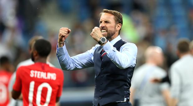 Gareth Southgate wants to build on the win over Tunisia (Adam Davy/PA)