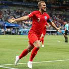 Harry Kane got England's World Cup campaign off to a flying start (Adam Davy/PA)