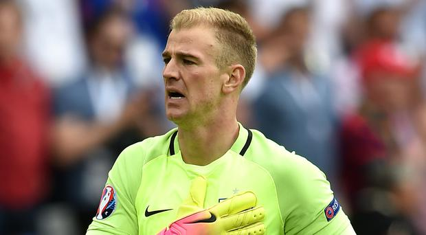 Joe Hart has said he will cheer up despite his World Cup disappointment (Joe Giddens/PA)