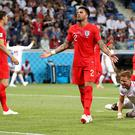 Kyle Walker conceded a penalty in the win over Tunisia (Adam Davy/PA)