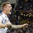 Toni Kroos struck Germany's late winner (Frank Augstein/AP)