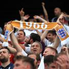 The 6-1 win over Panama means England fans will get to see their team play in the knockout stages in Russia (Adam Davy/PA)