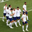 England ran out comfortable 6-1 winners against World Cup debutants Panama (Tim Goode/PA)