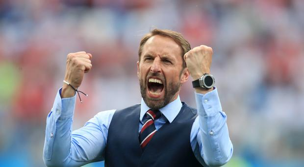 Will Gareth Southgate be celebrating in Moscow on July 15? (Adam Davy/PA)
