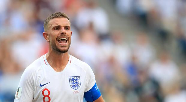 Kane fires England to World Cup knockout stage