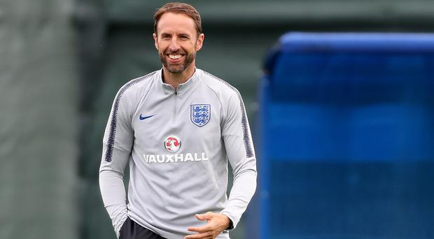 England manager Gareth Southgate has told his team to focus on winning a third straight World Cup game (Owen Humphreys/PA)