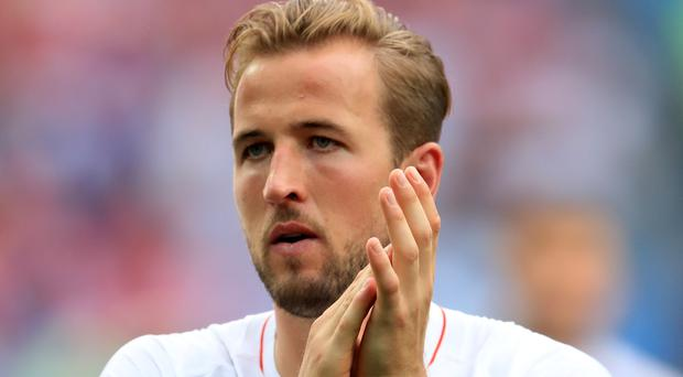 Harry Kane looks set to continue his pursuit of the Golden Boot (Adam Davy/PA)