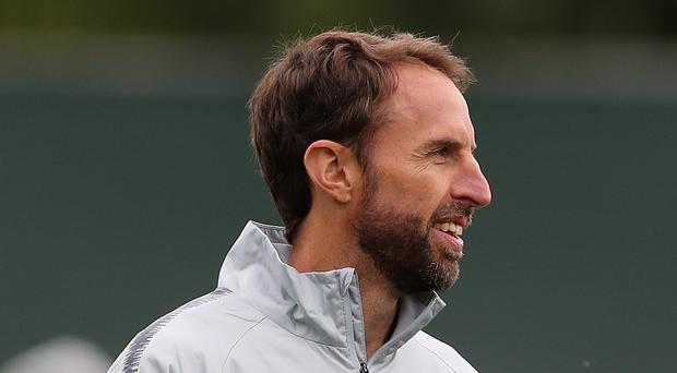 Gareth Southgate is pleased his team have given England fans reason for optimism again (Owen Humphreys/PA)