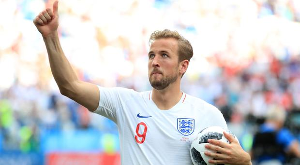 Harry Kane has scored 18 international goals (Adam Davy/PA)