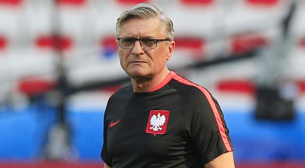 Adam Nawalka is to step down as Poland head coach (Jonathan Brady/PA)