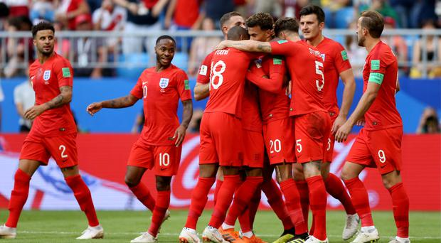 England beat Sweden to secure a place in the semi-finals of the World Cup for the first time in 28 years (Tim Goode/PA Images)