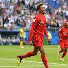Dele Alli scored in England's victory over Sweden (Owen Humphreys/PA)