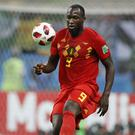 Romelu Lukaku will hope to add to his four goals at World Cup 2018 when Belgium tackle France (Francisco Seco/AP)