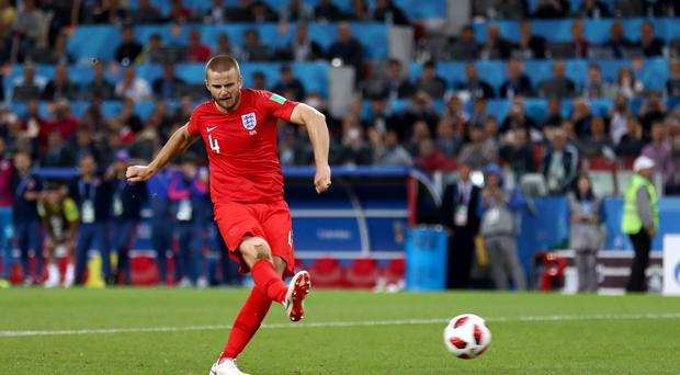 Eric Dier believes England have put their Euro 2016 humiliation firmly behind them (Tim Goode/PA)