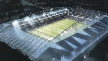 What the redeveloped Casement Park stadium would look like
