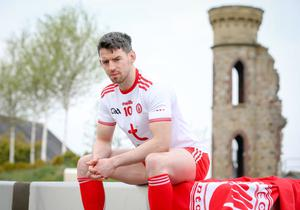 Plans change: Tyrone's Mattie Donnelly would have been in demand this week