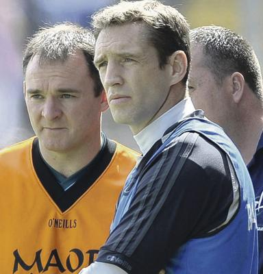 Former Armagh team-mates Aidan O'Rourke and Kieran McGeeney will be up against each other on the sidelines