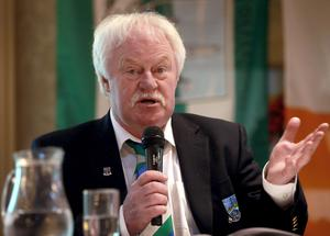 Right decision: Fermanagh chief Dr Greg Kelly