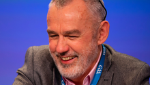 New chief: President of the GAA Larry McCarthy