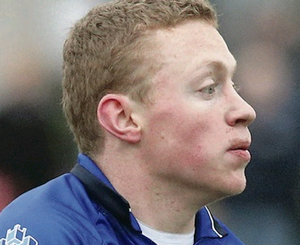 In hunt: Colin Walshe is closing in on more Sigerson success