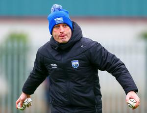 Liam Cahill has given Waterford hope of finally getting their hands on Liam McCarthy pic