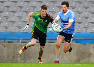 All set: Sean Cavanagh will be a key figure for Moy