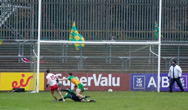 Empty feeling: A ban on spectators hit the GAA in the pocket and made for a surreal atmosphere