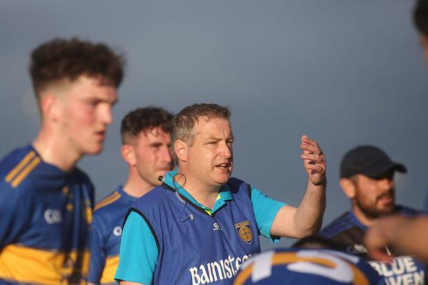 Priorities: Kilcar manager John McNulty