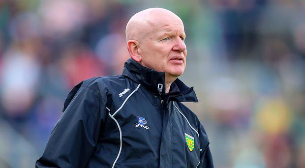 Impossible schedule: Donegal boss Declan Bonner