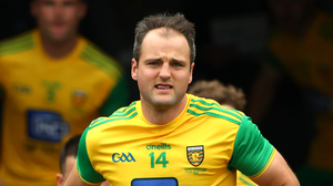 New outlook: Michael Murphy is putting things into perspective
