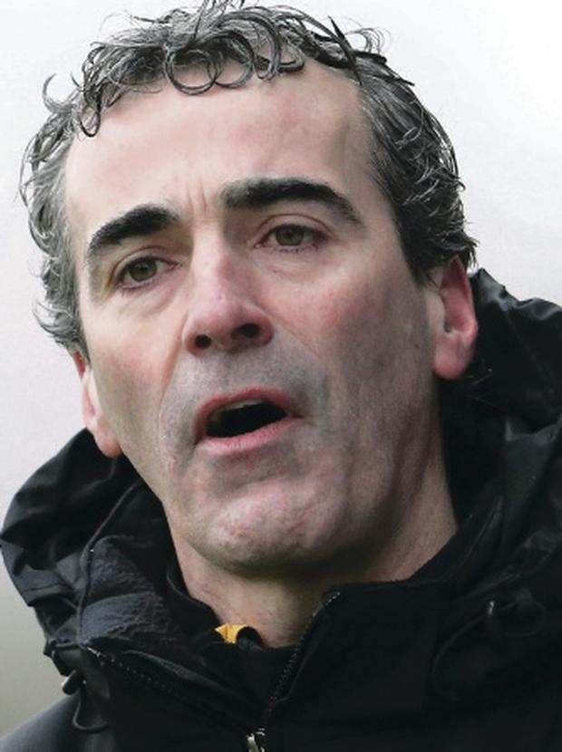 Jim McGuinness is whisking his side off to Portugal