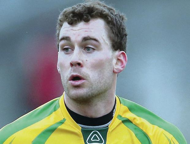 Unlucky: Eamonn McGee had no role in the 2011 and 2012 finals