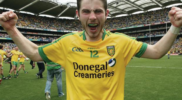 Croke hero: Ryan McHugh's performances for Donegal against both Monaghan and Dublin have been superb