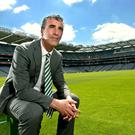Smart call: Donegal's Jim McGuinness has outlined his total belief that Donegal can lift the All-Ireland