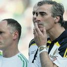 Stepping up: Jim McGuinness now deals with the Celtic first team rather than the development squad