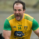Real deal: Michael Murphy expects tough battle