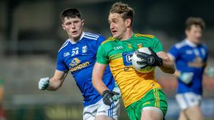 Driving force: Hugh McFadden admits that Donegal will be trying to regain their Championship credibility on Sunday (INPHO/Morgan Treacy)
